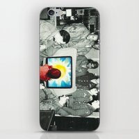Blind Leading The Blind iPhone & iPod Skin