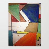 Changes Canvas Print