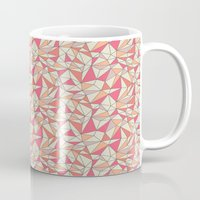 Triangles Color Block In… Mug