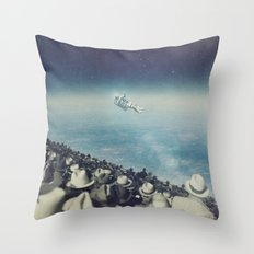 Astronaut Throw Pillow