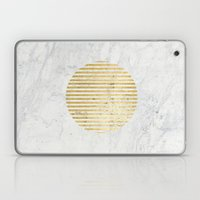 gOld sun Laptop & iPad Skin