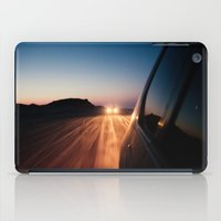 4x4 Sunset Drive iPad Case