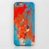 ANALOG zine - Treble clef iPhone 6 Slim Case