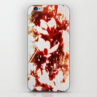 Crime Scene iPhone & iPod Skin