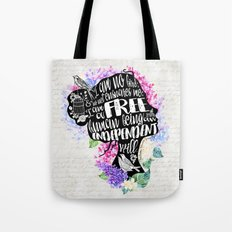 Jane Eyre - No Bird Tote Bag