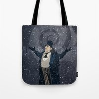 Oswald Cobblepot - The King Penguin Returns! Tote Bag