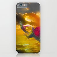 Let the child you once were be the wings you take on tour iPhone 6 Slim Case