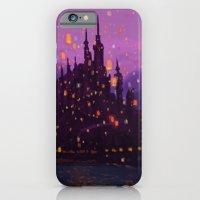 iPhone & iPod Case featuring Portrait of a Kingdom: Corona  by Tella