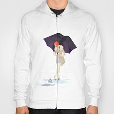 RAINY DAY FLOWER Hoody