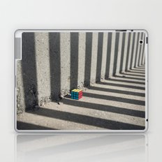 Rubik shading stripes Laptop & iPad Skin