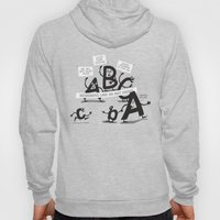 Type Rights Hoody