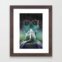 Expansion Volume VI Post… Framed Art Print