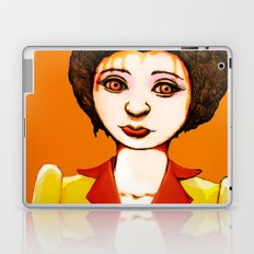 Paint me orange Laptop & iPad Skin