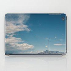 Bonneville Salt Flats Utah USA iPad Case