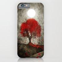 Red Autumn. iPhone 6 Slim Case