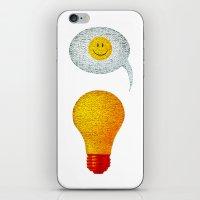 Happy Ideas!  iPhone & iPod Skin