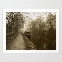 Canal 2 Art Print