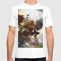 Ink, Love Mens Fitted Tee White SMALL