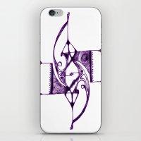 Ruskova iPhone & iPod Skin