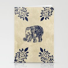 Simple Elephant Stationery Cards