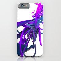 3d graffiti - 'Browse iPhone 6 Slim Case