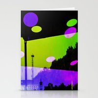 An Altered View Of NYC Stationery Cards