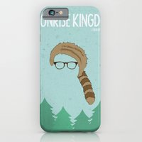 iPhone & iPod Case featuring Moonrise Kingdom-1 by gokce inan