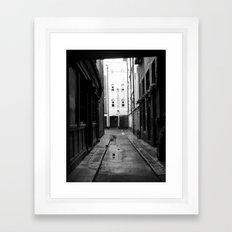 the olympia Framed Art Print