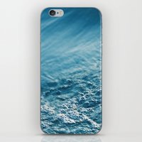 Cold Embrace iPhone & iPod Skin