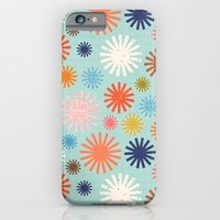 iPhone & iPod Case featuring Flashbulbs by KIMBERLY SABEL STUDIO
