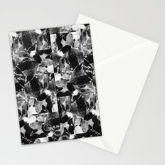 smplmag marble pattern Stationery Cards