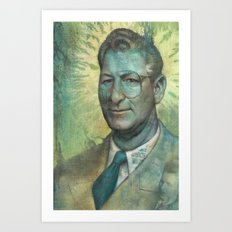 Saint Thomas Art Print