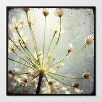 Botanical Explosion Canvas Print