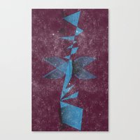 Abstars Canvas Print