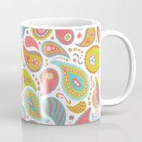 Power Paisley Mug