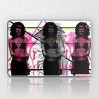 Polly Jean. Laptop & iPad Skin