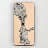 Zombie Roger iPhone & iPod Skin