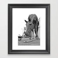 Ol' 99 Framed Art Print