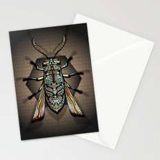 Humphery Bug Art Stationery Cards