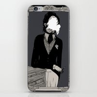 Picture of Dorian Gray - oscar wilde iPhone & iPod Skin
