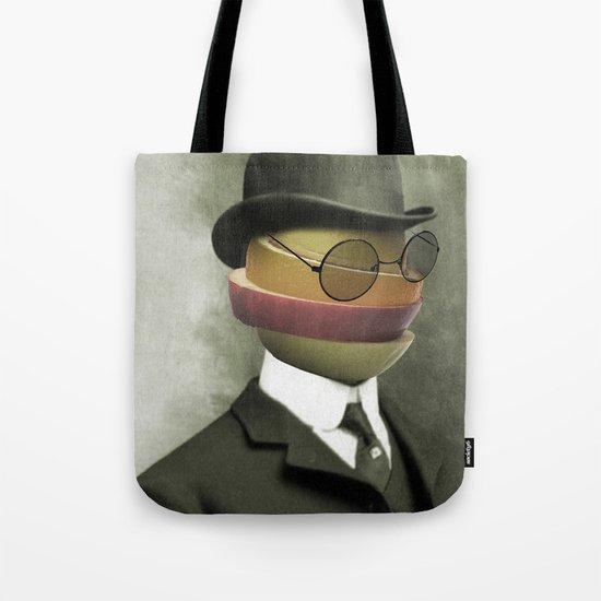 Bowler fruit Tote Bag