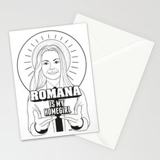 Romana Is My Homegirl Stationery Cards