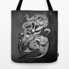 From my mouth Tote Bag