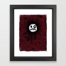 Issues Framed Art Print