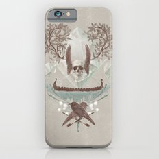 Ghosts of Scandinavia. Iceland. iPhone 6 Slim Case