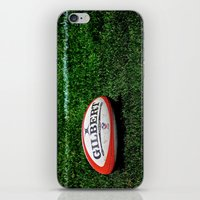 Rugby Time iPhone & iPod Skin