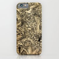 iPhone & iPod Case featuring Blooming Flight by Kerby Rosanes