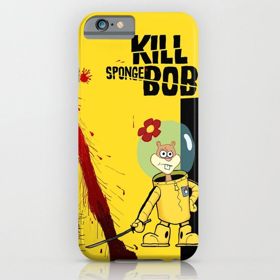 Kill Spongebob iPhone & iPod Case