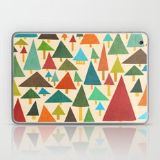 The House At The Pine Fo… Laptop & iPad Skin