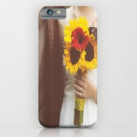 iPhone & iPod Case featuring Man & Wife by Ryan Escalante